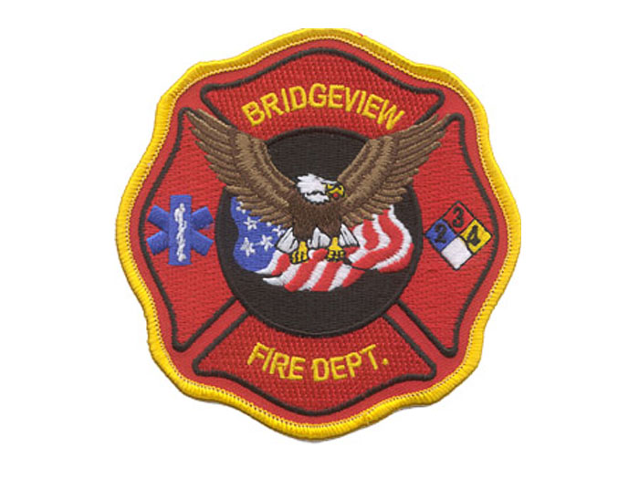 Firefighters Badge