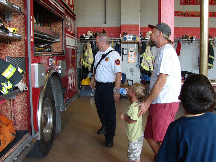 Fire House Community Tours