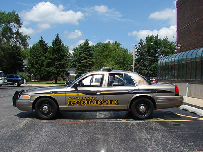 New Squad Car
