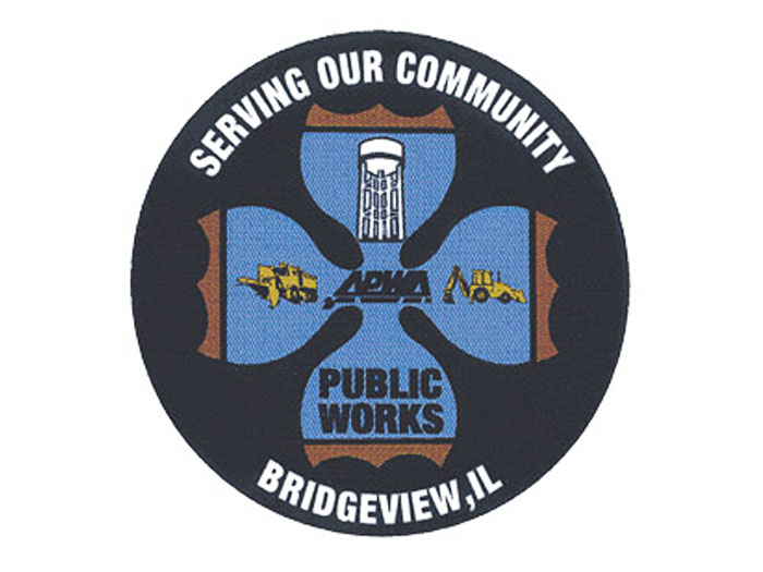 Public Works Badge